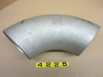 6 Stainless Steel Elbow 90 Degree Weldable
