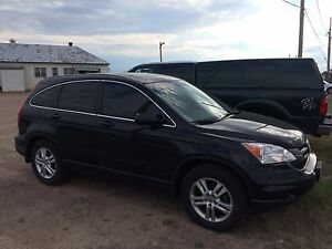 AMAZING DEAL - 2010 Honda CRV EXL Mint Condition Fully loaded