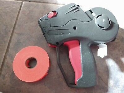 Avery Dennison Monarch Model 1136 Price Label Marker Tag Gun Made In Usa