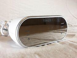 """Timex IT2312 AM/FM Dual Alarm Clock Radio w/ Digital Tuning 1.2"""" Red LED Display"""