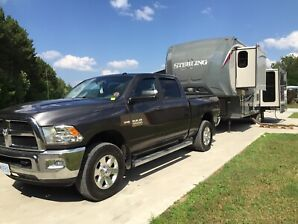 2014 Dodge Ram 3500 with only 90k