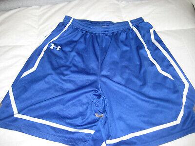 Lax Shorts Mens Boys Youth Youth Royal Blue White Lacrosse Shorts OG Royal Blue
