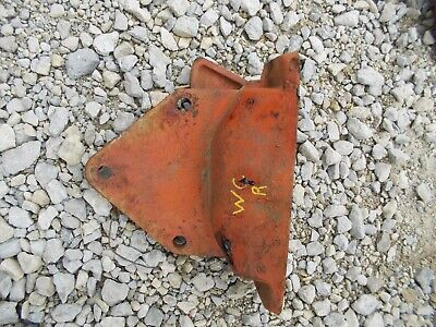 Allis Chalmers Wc Ac Styled Tractor Right Fender Mounting Mount Bracket Lock