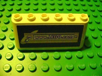 Lego Sports Soccer White Panel Windshield Lego Com Blue Ad Sign Logo Fence Field