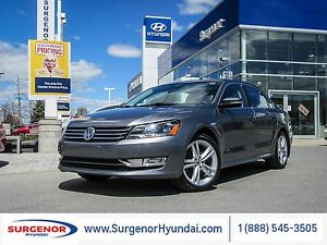 2015 Volkswagen Passat HIGHLINE ** TRUSTED