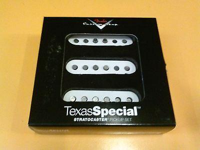 New Fender Custom Shop Texas Special Stratocaster Pickups Set Strat Pickup