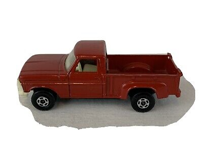MATCHBOX SUPERFAST No.6  FORD F100 PICK UP TRUCK