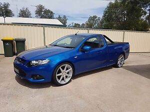 2012 xr6 Ford Falcon Ute limited edition Woolloongabba Brisbane South West Preview