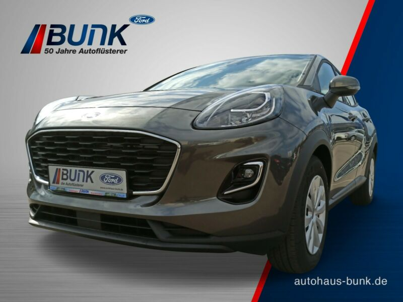 Ford Puma Cool&Connect 1,0l EcoBoost Hyb. *-17%+5J G.