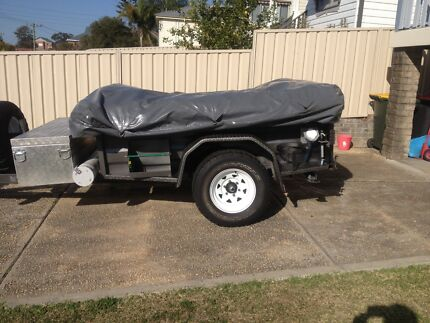 Camper trailer Toronto Lake Macquarie Area Preview