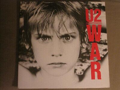 U2 WAR LP ORIG '83 ISLAND 90067-1 ALTERNATIVE POP ROCK ALT BONO THE EDGE VG+ comprar usado  Enviando para Brazil