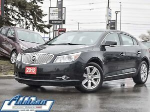 2012 Buick LaCrosse 4GM - Siriusxm - Low Mileage