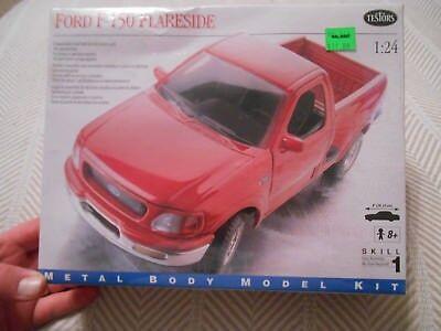 NEW! Testors Ford F-150 Flareside Truck Metal Body Kit, Skill 1