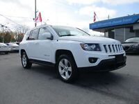 2016 Jeep Compass Sport/North LEATHER, POWER SUNROOF, HEATED...
