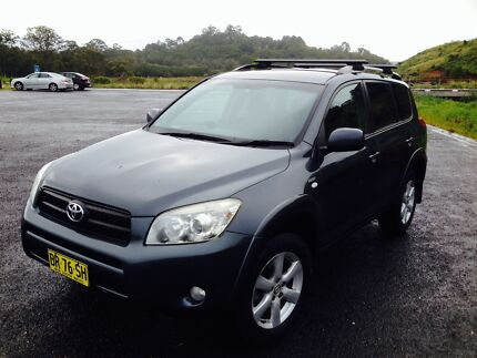 Toyota RAV4 Cruiser 2006 (Price Reduced!!) Terranora Tweed Heads Area Preview