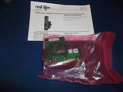 Red Lion Xcpdbp00 Profibus Option Card Data Station - New