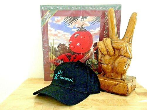 Sansui Receiver Hat Sansui Speaker Hat Sansui Turntable Hat NEW Quality Hat