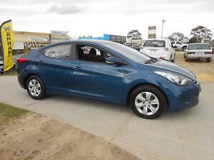 2013 Hyundai Elantra Active Automatic - 4 Door Sedan Wangara Wanneroo Area Preview