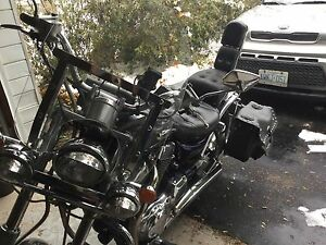 2001 Suzuki Intruder Cruiser Volushia 1400 cc