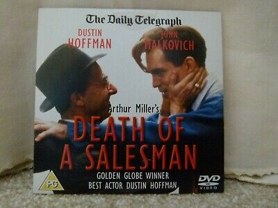Death Of A Salesman, Dustin Hoffman, Promo DVD, Daily Telegraph 130 mins