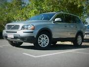 2008 Volvo XC90 D5 6 Speed Automatic AWD 7 seat Silver Sherwood Brisbane South West Preview