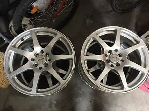 Rims for sale must go