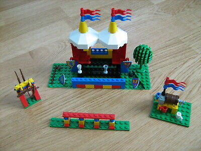 Lego vintage 1584 castle Knights Challenge complet avec instructions -