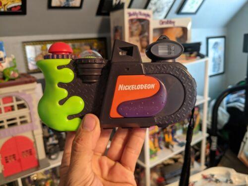 Vintage Nickelodeon Photo Blaster - 35mm Camera - N6800 - 1997