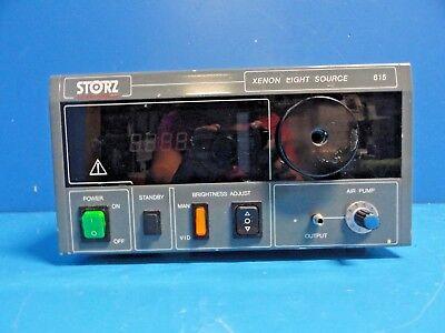 Karl Storz Endoscopy 615c 615 Series Xenon Light Source 16122