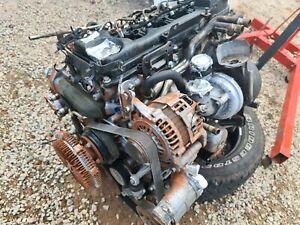 Nissan Patrol Engine Motor ZD30 3.0L Turbo Diesel