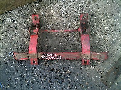 Massey Harris 33 30 Tractor Original Mh Gas Tank Bracket Throttle Linkage Rod