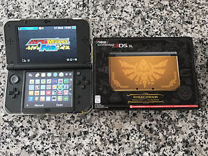 Mod new 3ds xl hurdle edition