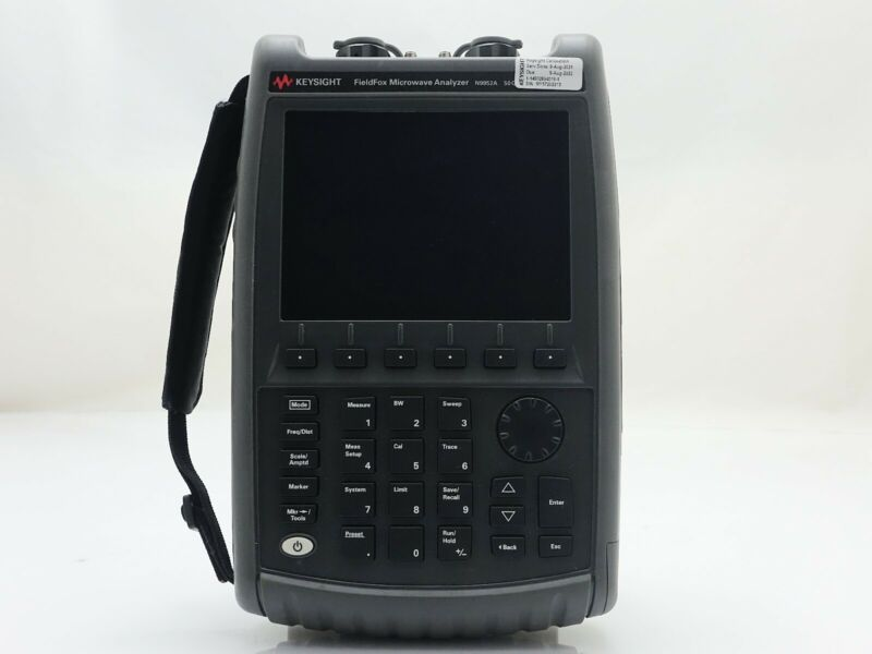 Keysight Used N9952A 50 GHz FieldFox Microwave Analyzer
