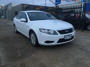 2008 Ford Falcon FG WITH REGO RWC WARRANTY SAVE $$$ HERE Melton Melton Area Preview