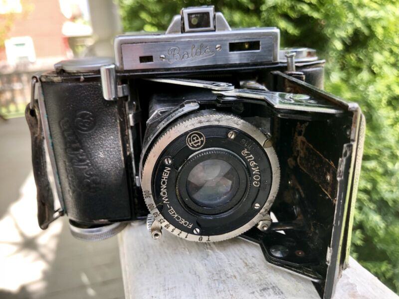 "Rare Scarce ""SUPER BALDA"" Range Finder Camera"