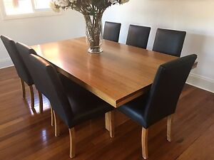 7 dinning Chairs $150 per chair NEGOTIABLE Burwood Heights Burwood Area Preview