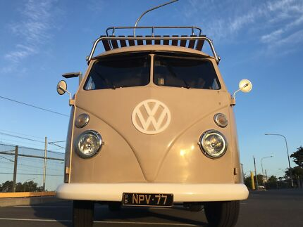 VW Split Window Kombi