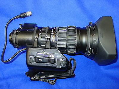 "Fujinon A13x6,3BERM-SD (2xExt)2/3"" Wide-Angel Sony B4 Mount IF SD-Broadcast Lens"