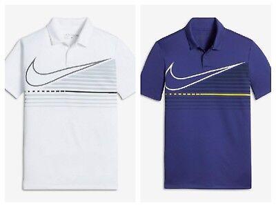 Boys Golf Shirt Top - NEW NWT boys youth NIKE Golf dri fit polo shirt top pick size/color S M L XL