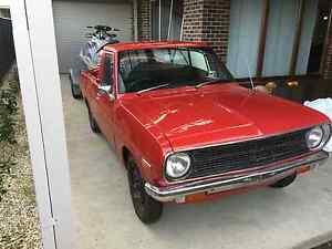 Datsun 1200 ute 1973 Craigieburn Hume Area Preview