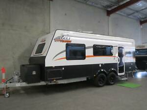 2020 Golf Tourer 607 HT Luxury Semi Off-road Large Ensuite N1613 Bassendean Bassendean Area Preview