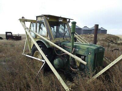 Antique John Deere D Tractor.
