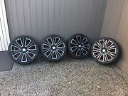 19 inch wheels with new tires VZ Commodore Preston Darebin Area Preview