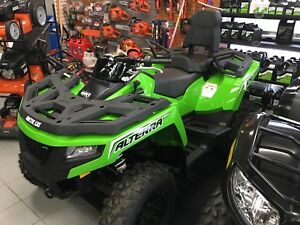 2017 ARCTIC CAT TRV 700 XT
