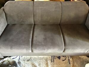 Grey couch set of 2 pieces - $200