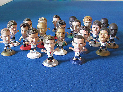 Loose Corinthians Football Figures - Lot of 20 - England - Lot A