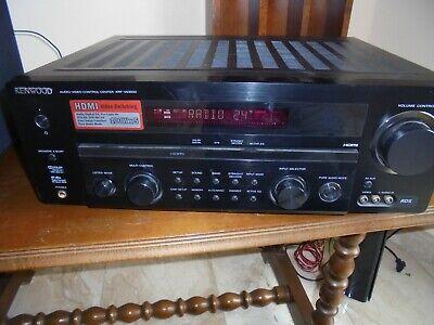 HOME THEATRE KENWOOD KRF-V5300D AUDIO CONTROL CENTER + CASSE SUBWOOFER KENWOOD