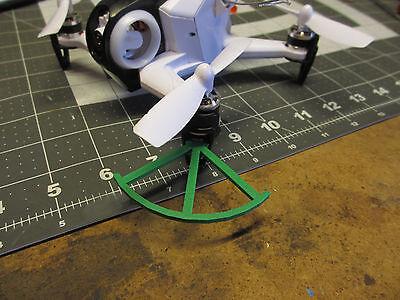 Walkera Rodeo F150 150 Set of 4 Prop Propeller Guards 3D Printed Spare Parts (Rodeo Props)