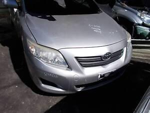 Toyota Corolla Sedan 2008 Gladesville Ryde Area Preview