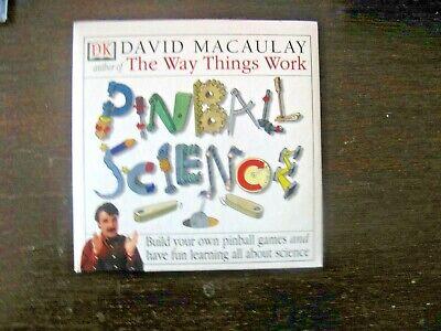PINBALL SCIENCE   CD-ROM